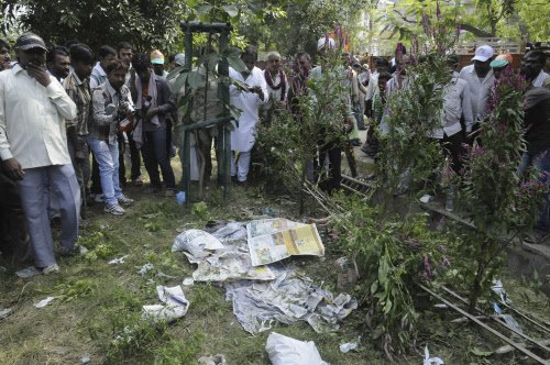 Three more bombs found in Patna, CPI-ML rally disallowed