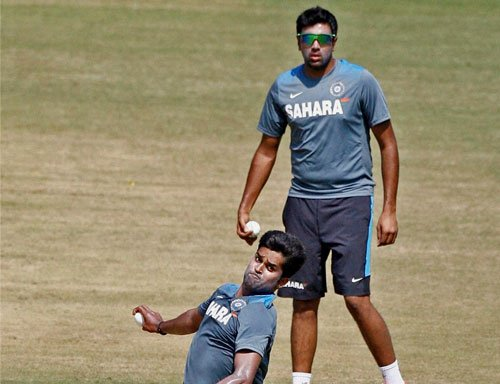 We are trying to improve: Ashwin
