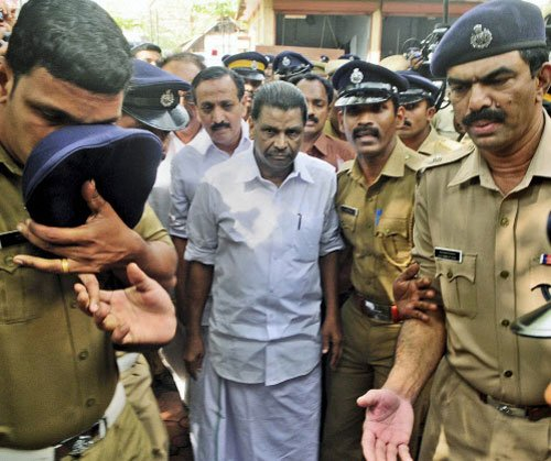 Kerala DGP removed over remarks in FB case