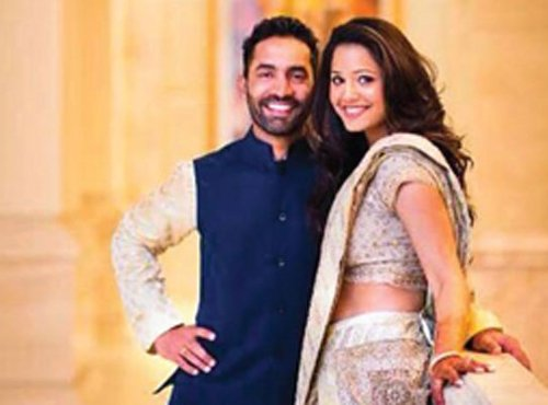 Dipika hated cricketers till she met Dinesh Karthik