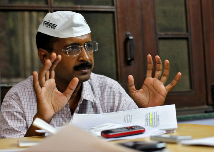 Tollywood-style Kejriwal to woo voters