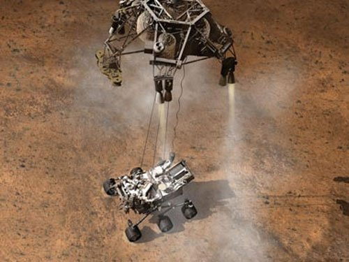 Kerala students to compete in designing a Mars rover