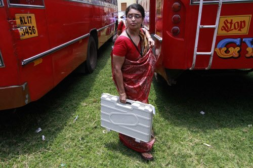 Kerala all set for today's Lok Sabha battle