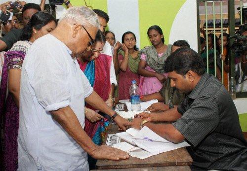 Kerala records 73.7 per cent turnout