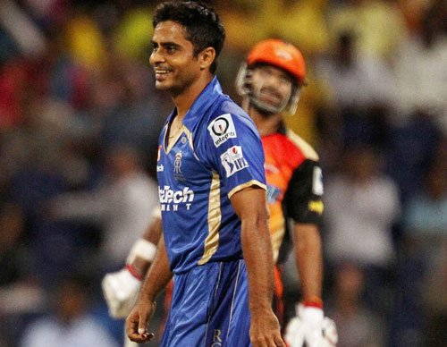 Bhatia relishing responsible role with Rajasthan Royals