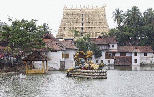 Plea in SC to use Kerala temple wealth