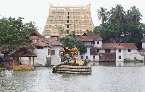 SC may hand over keys of Kerala temple to judicial officer