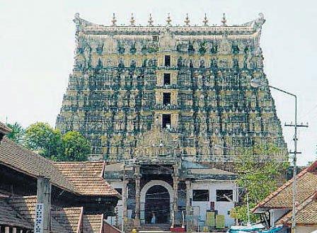 'Condition of Kerala temple pathetic'