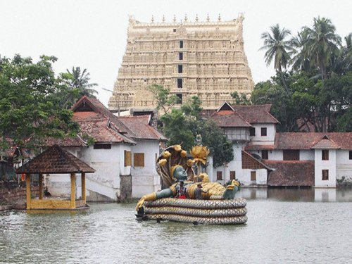 Woman judge takes charge of Kerala temple