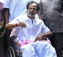 TRS chief discharged from hospital