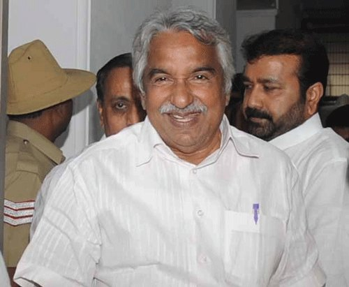 Kerala CM Chandy to skip Modi's swearing in