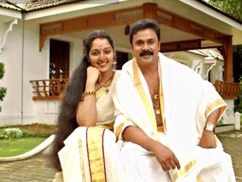 Actor Dileep files divorce petition