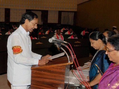 TRS chief returns to Assembly after a decade