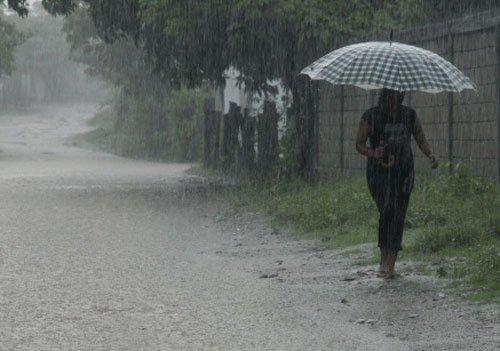 Heavy rain in Kerala's northern districts