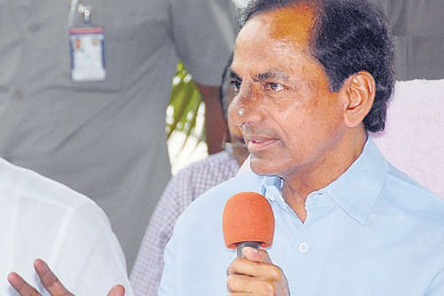 I will be worse than Hitler if need arises: KCR