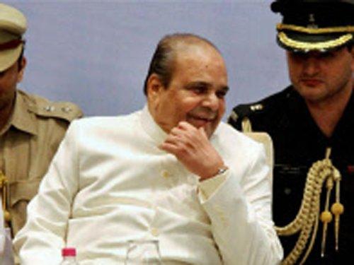 Ex-M'rashtra Guv to return to Kerala