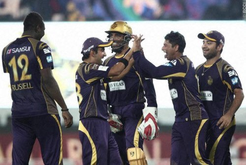KKR defeat Hurricanes by seven wickets