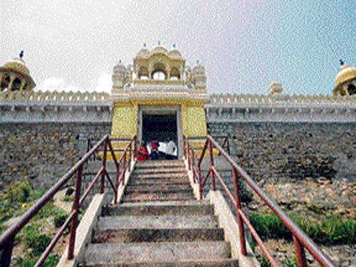Jain heritage at Kanakagiri