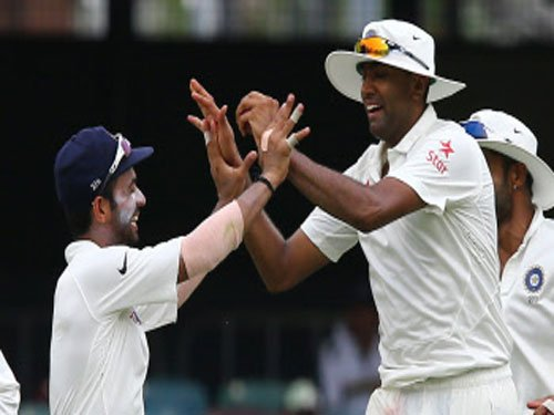 We are ahead in the game: Ashwin