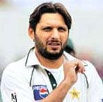Afridi prefers Rajasthan Royals and Knight Riders