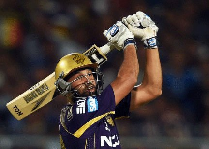 Yusuf cameo lifts KKR to 167/7 against Sunrisers