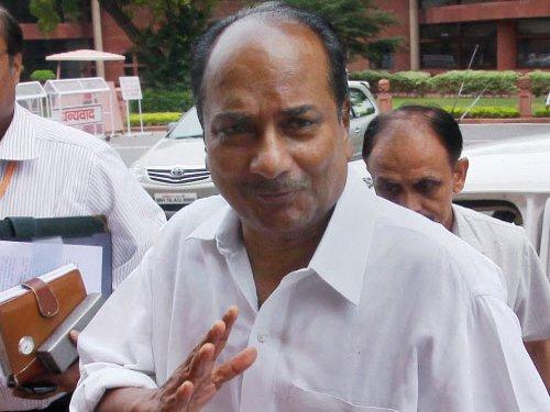 BJP wearing a 'mask', CPI(M) Rip Van Winkle, says Antony