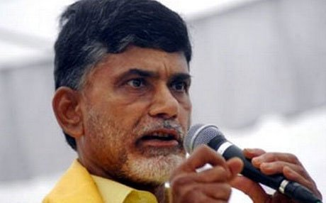 KCR govt would fall if he tries to arrest me: Naidu