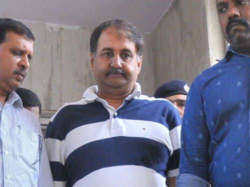 Ashwin, Riyaz fight at jail