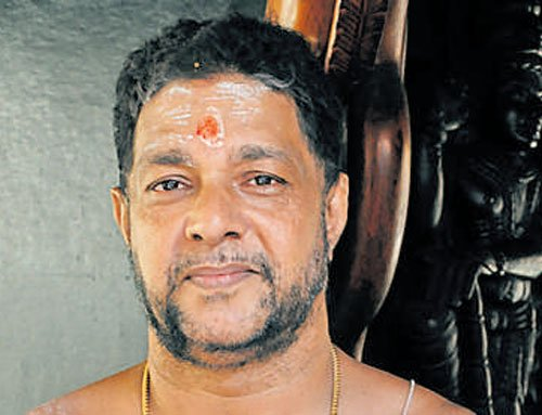 B'luru temple priest picked for Sabarimala