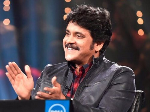 Let my sons deal with their failures: Nagarjuna