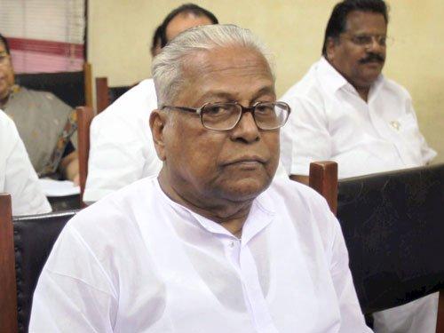 No rift with Pinarayi, says Achuthanandan