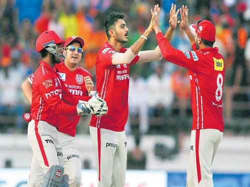 KXIP look to carry momentum