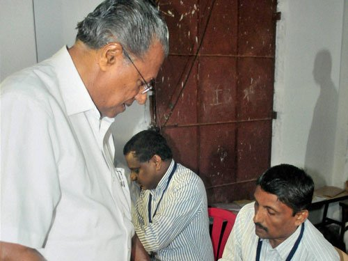 LDF surging ahead with leads in 88 constituencies