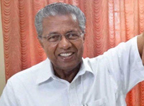 CPI(M) strongman Pinarayi Vijayan, a taskmaster