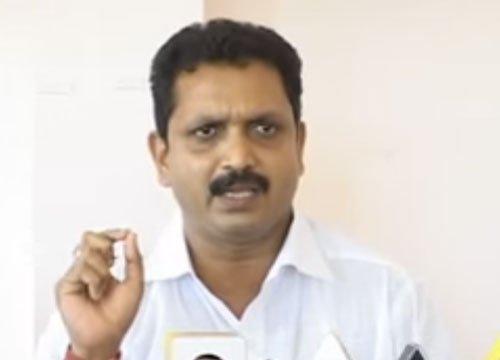 BJP mocks LDF govt on not taking 'No 13' state car