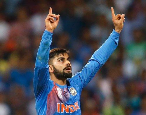 Kohli retains No. 1 spot, Ashwin returns to top five