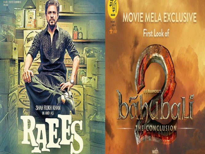 'Raees' to 'Baahubali': Films to watch out for in 2017