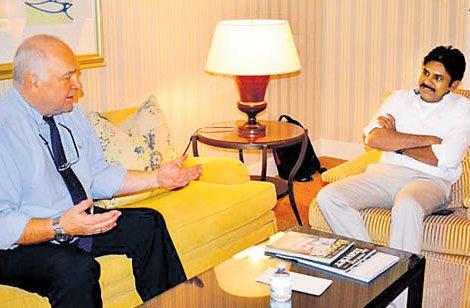 Akhilesh mentor Steve Jarding to guide Pawan Kalyan in AP