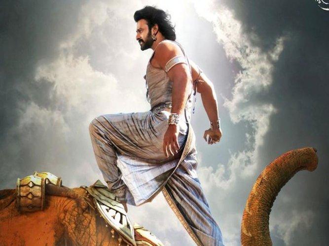 'Baahubali 2' motion picture released on Mahashivratri