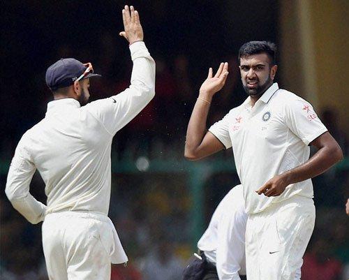 Kohli, Ashwin unmoved in latest ICC Test Rankings
