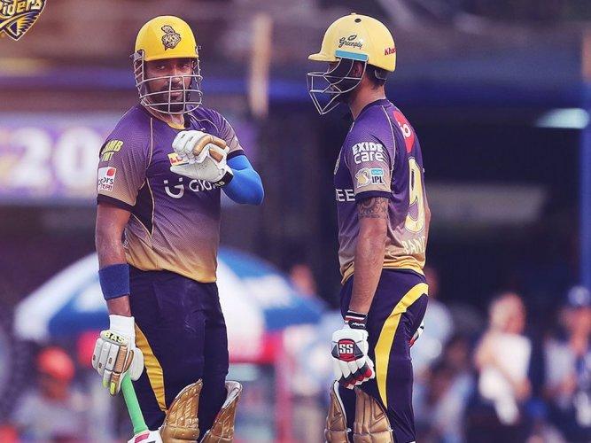 Uthappa, spinners steer KKR to victory over Hyderabad