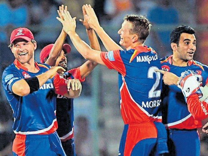Confident Delhi face Kolkata Knight Riders