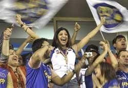 Rajasthan Royals on a four-match winning streak