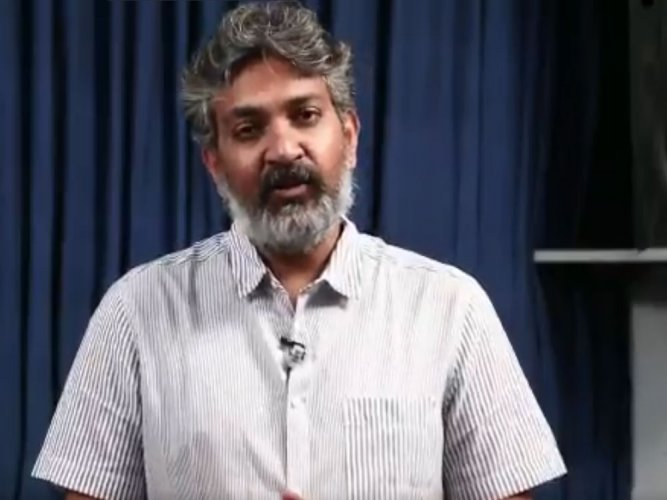 Sathyaraj's comments not related to 'Baahubali': Director S S Rajamouli