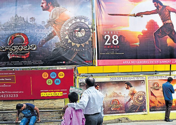 On eve of 'Baahubali-2' release, no sight of govt order on ticket cap