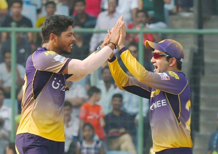 KKR post comfortable 7-wkt win over Delhi Daredevils