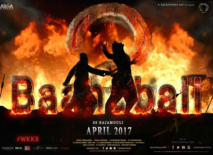 Baahubali 2 creates history, crosses 100 Cr mark