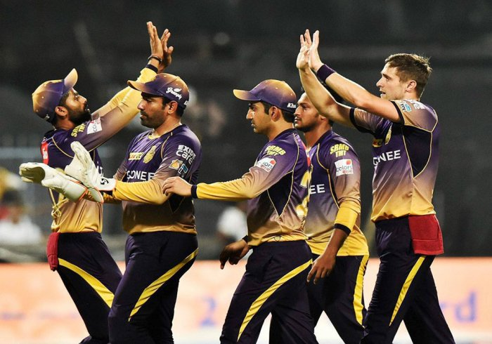 KKR win toss, elect to bowl against Sunrisers in IPL