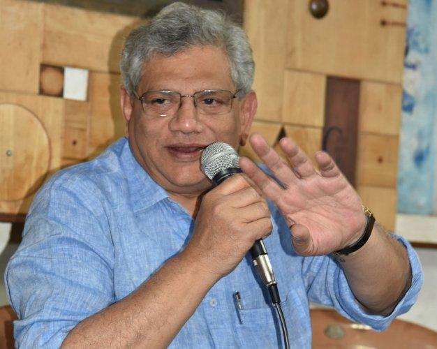 MP farmers stir: Is govt buying bullets from Krishi Kalyan cess, asks CPI(M)
