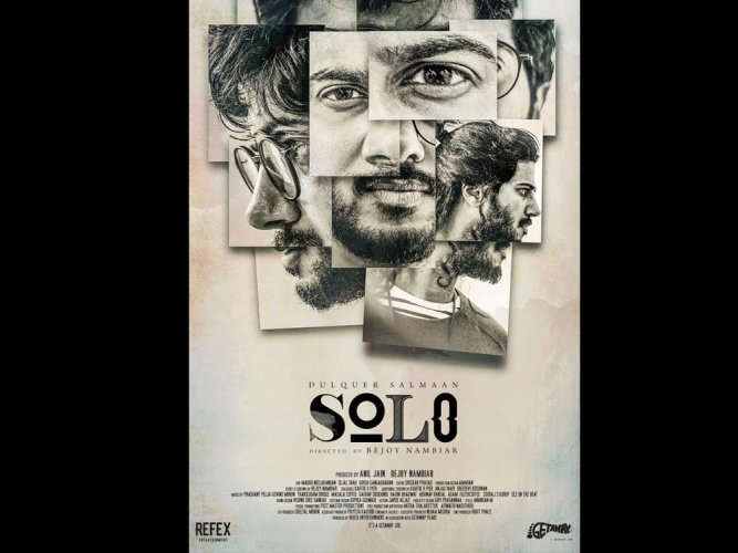 Dulquer Salmaan excited about anthology drama 'Solo'